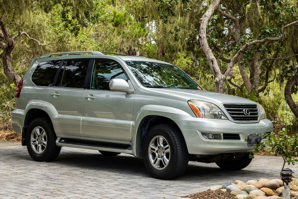 Used 2005 Lexus GX 470 For Sale in Pebble Beach, CA Abs Wire Harness Traction Gx on